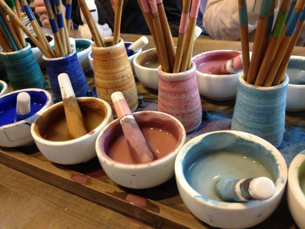 陶芸の効果