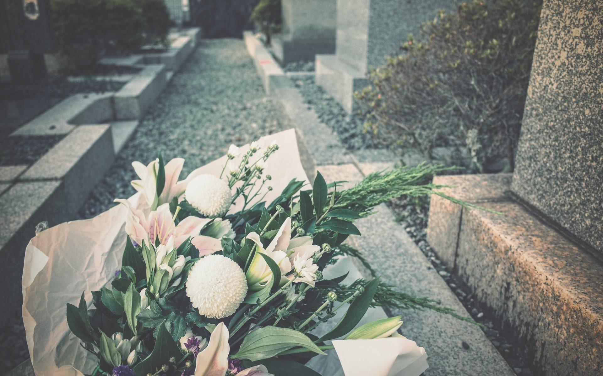 終活でやるべきことの1つ「お墓を決める」